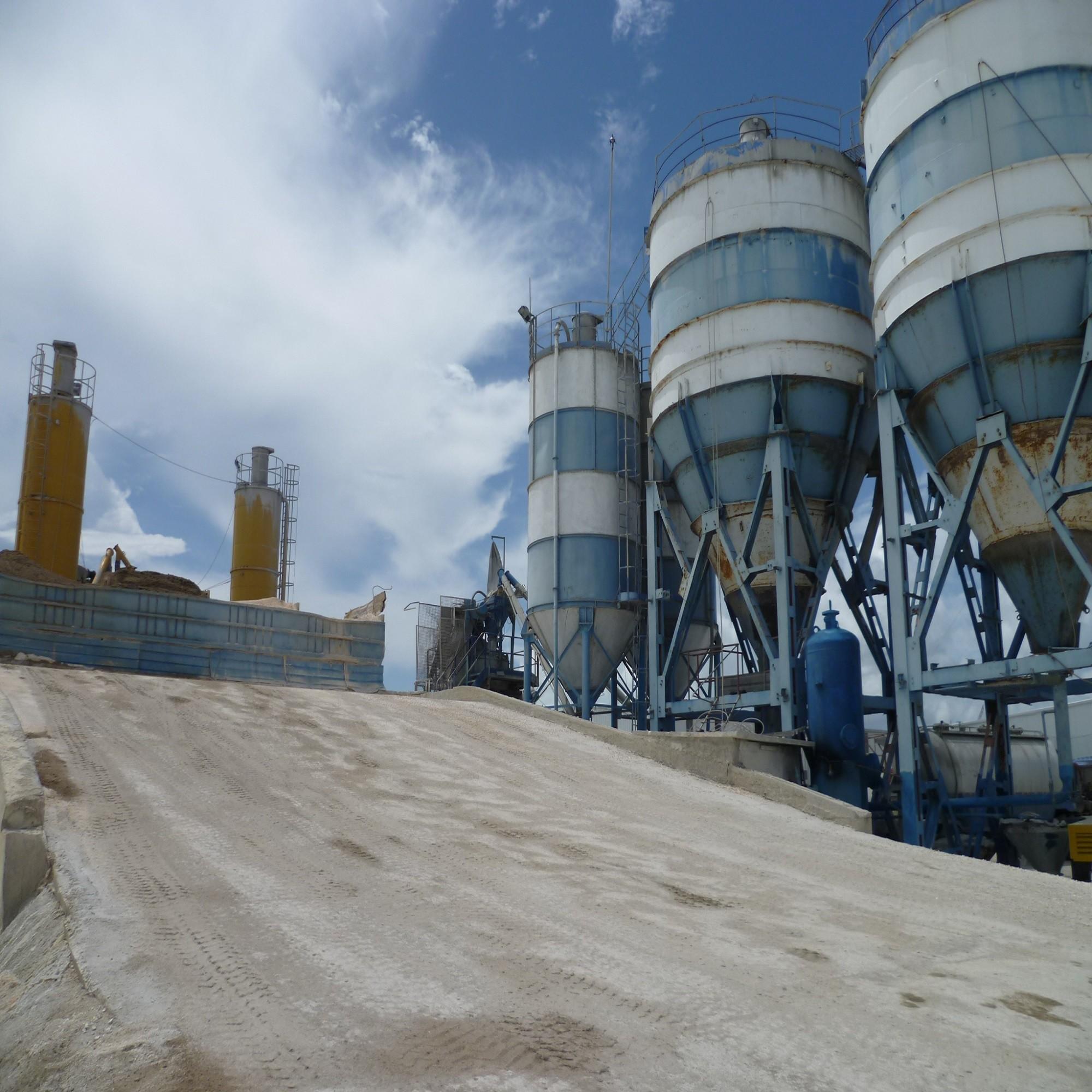 Cement Plant 1